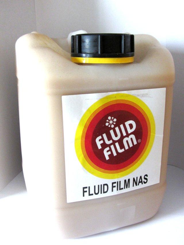 5 liter fluid film nas korrosionsschutz hohlraumschutz rostl ser ebay. Black Bedroom Furniture Sets. Home Design Ideas